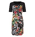 Gerry Weber Printed Jersey Dress