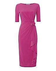 Gray & Osbourn Fitted Dress