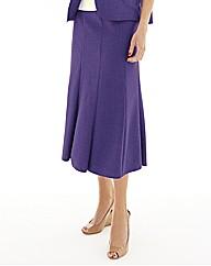 Eugen Klein Long Woven Skirt