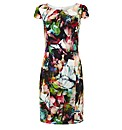 Apanage Digital Floral Print Dress