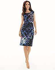 Fenn Wright Manson Bubble Print Dress
