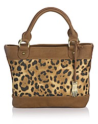 Dents Zip Top Print Grab Bag