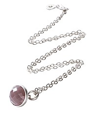 Sence Long Chain Pendant Necklace
