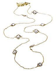 Zandra Rhodes Fine Chain Necklace