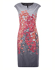 Gerry Weber Floral Print Shift Dress