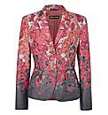 Gerry Weber Floral Print 2 Button Blazer