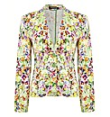 Betty Barclay Floral Printed Blazer
