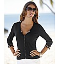 Betty Barclay Ribbed Jersey Jacket