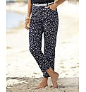 Gerry Weber Spot Print Crop Trousers