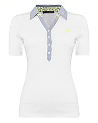 Betty Barclay Jersey Polo Top