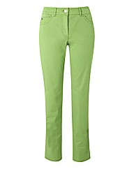 Gerry Weber Cotton Stretch Crop Trousers