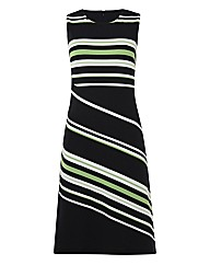 Gerry Weber Stripe Jersey Dress