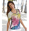 Gerry Weber Tropical Print Top