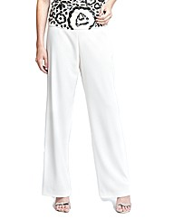 Gina Bacconi Stretch Crepe Trousers
