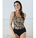 Miss Mary Swimsuit With Ruched Top