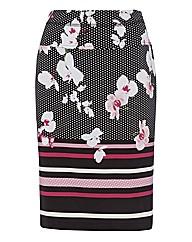 Eugen Klein Soft Jersey Skirt