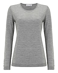 Gray & Osbourn Pure Merino Wool Jumper