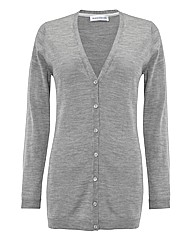 Gray & Osbourn Pure Merino Wool Cardigan