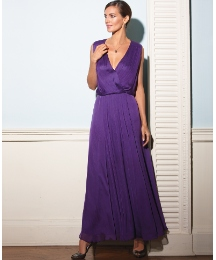 Fenn Wright Manson Silk Maxi Dress