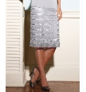 Gray and Osbourn Beaded Skirt