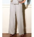 Gray & Osbourn Chiffon Wide Leg Trousers