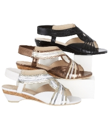 Van Dal Twist Front Sandals