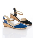 Van Dal TLC Suede Wedges