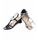 Van Dal Patent Wedge Sandals