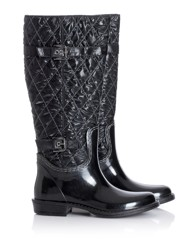 Posh Wellies Quilted Boots