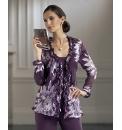 Chesca Silk Sleeveless Top