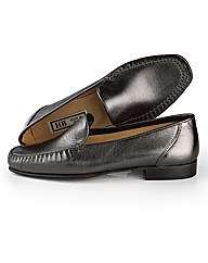 HB Metallic Loafer