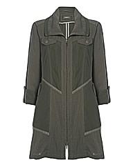 Gelco Crinkle Zip Jacket