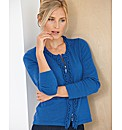 Gerry Weber Ruffle Trim Cardigan