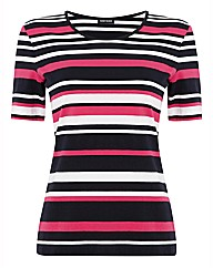 Gerry Weber Stripe Jersey Top