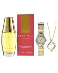 Estee Lauder Beautiful 15ml EDP & Gift