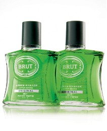 Brut Original 100ml Aftershave BOGOF