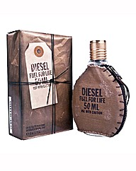 Diesel Fuel for Life Him EDT 50ML