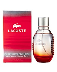 Lacoste Red Men EDT 50ml