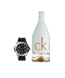 CK INTO U Him edt 100ml + Free Watch