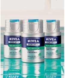 Nivea Shaving Balm Triple Pack Refill