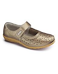 Lifestyle by Cushion Walk Bar Shoes EEE