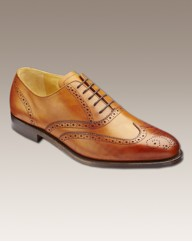 Barker Mens Brogue Shoes