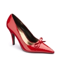 Nightingales Patent Court Shoe D Fit