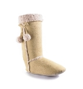 Viva La Diva Bootee Slipper