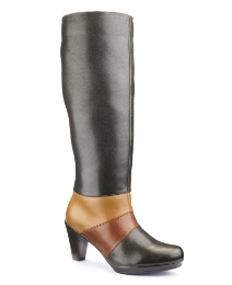 Legroom High Boot Extra Large Calf E Fit