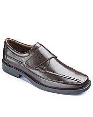 Ridgewood Touch & Close Shoes Wide Fit