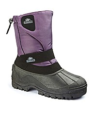 Groundwork Ladies Snow Boot