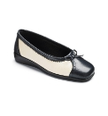 Sof2Wear Slip-on Bow Shoes E Fit