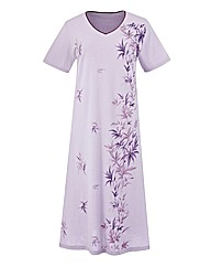 Miliarosa V-Neck Nightdress L46