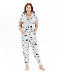 Pretty Secrets Cotton Jersey Onesie